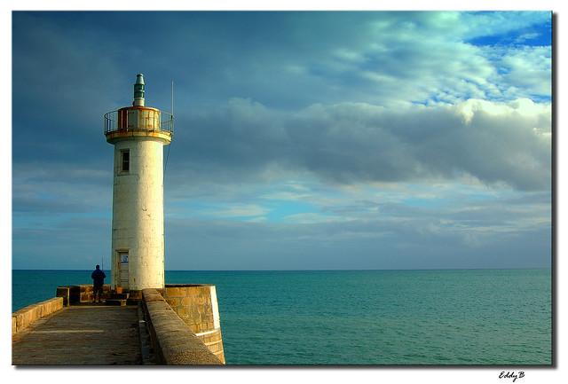 Faro de Audierne - Lighthouse of Audierne