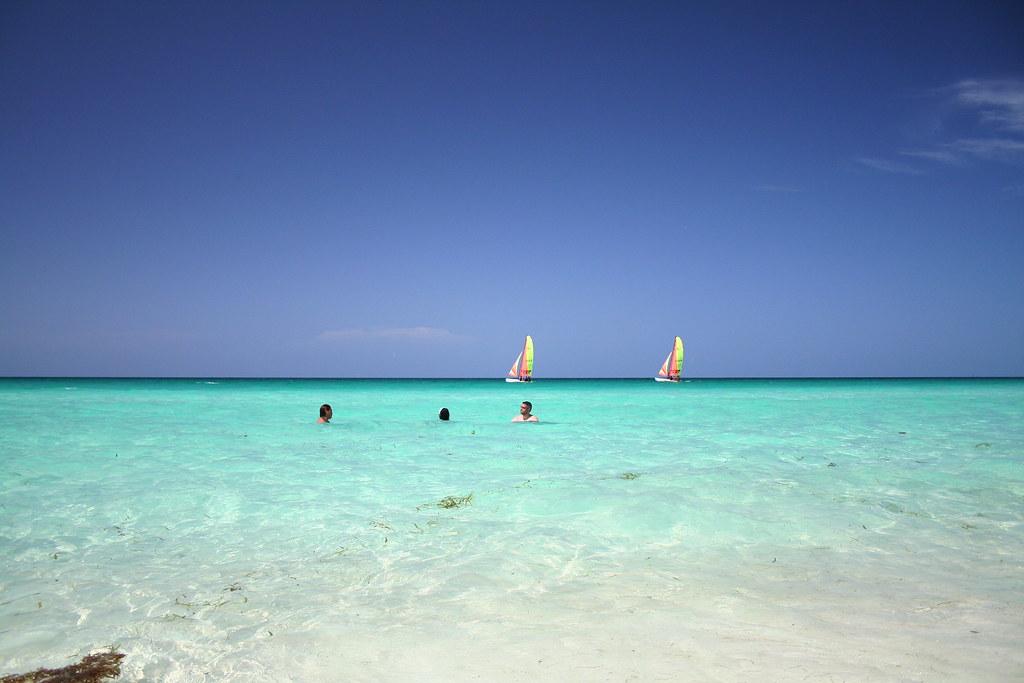 Santa Maria Cuba | Beach | Colin Nowra | Flickr