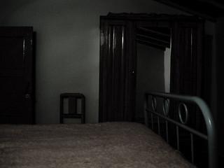 Alone in a strange room XII
