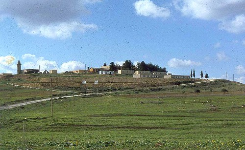 Jewish Settlement on the West Bank, 1978   by Bettsy1970