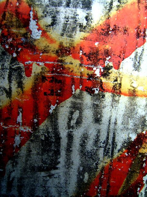anarchic texture