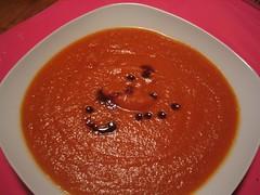 Butternut Squash Tomato Soup | by MsAdventuresinItaly