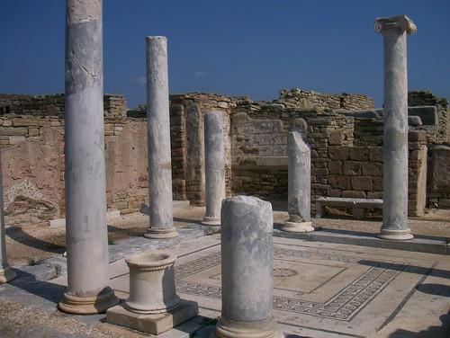 Ancient Delos   by grahammclellan
