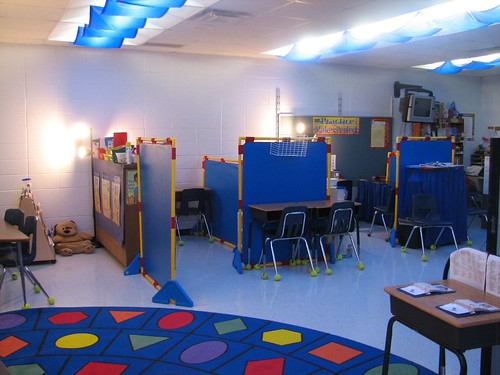 my empty classroom   by MNicoleM