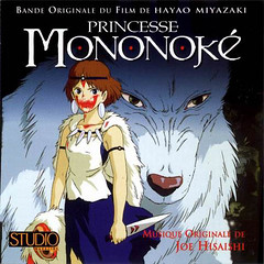Joe Hisaishi The Princess Mononoke | by lee.chihwei