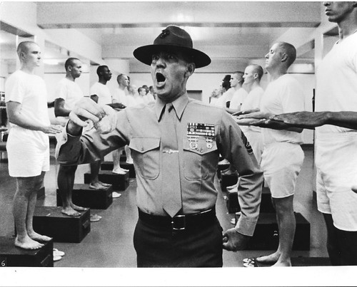 'Full Metal Jacket' Lee Ermey | by VDO Vault