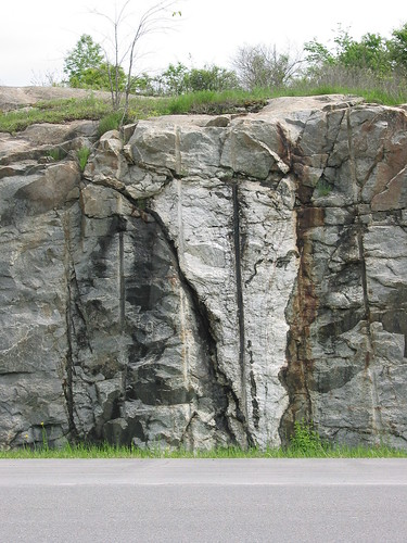 adirondacks marble geology deformation boudinage steershead