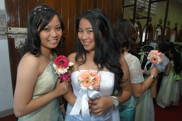 Wedding Ceremony @ Stella Maris Church, Tg  Aru, Kota Kina…   Flickr