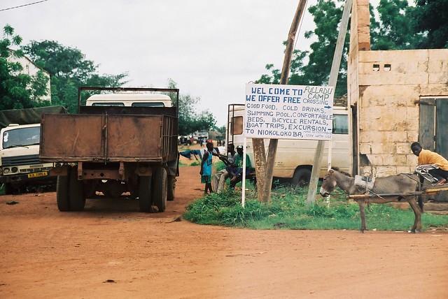 Basse Santa Su, The Gambia