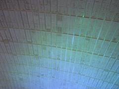 ceiling of Kiev Airport