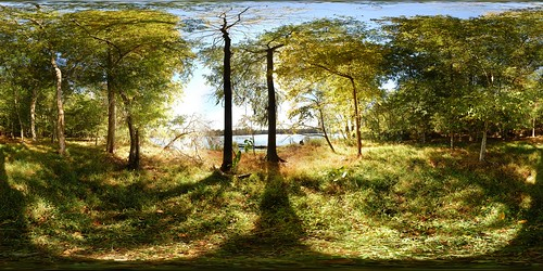 panorama heritage creek forest river geotagged pano 360 sphere savannah preserve equirectangular geolon8200581 geolat3352412