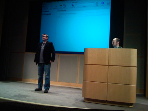 Merlin at apple   by twid