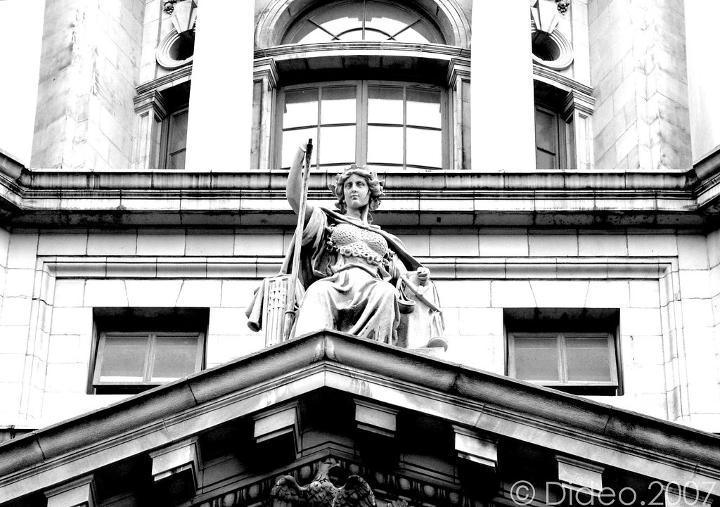 Lady Justice by DiddyOh