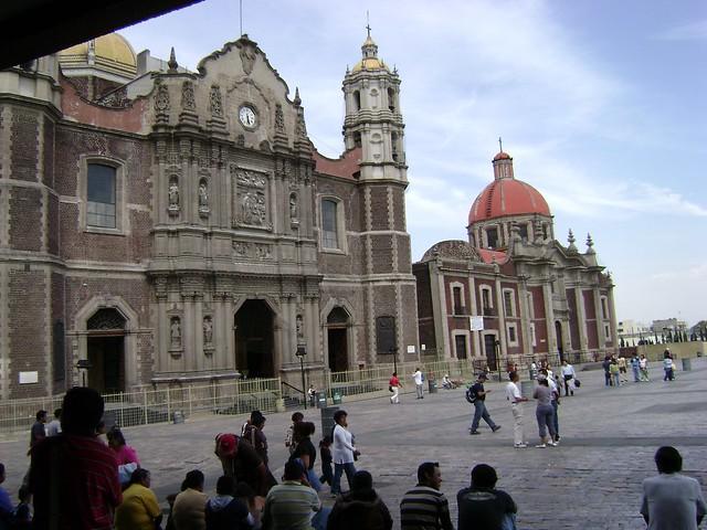 Santuario de Guadalupe, Tepeyac, Ciudad de México/Mexico City - www.meEncantaViajar.com