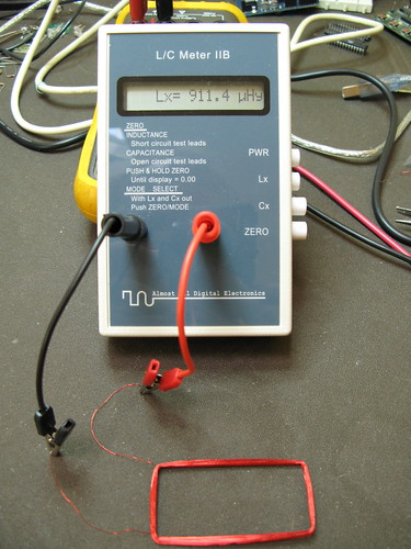 Measuring inductance | by todbot