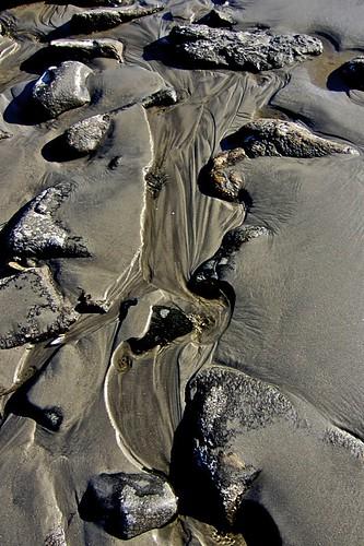 Low tide at Drift Inn Beach
