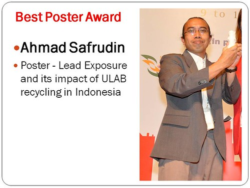 BAQ Awards Puput | by Clean Air Asia