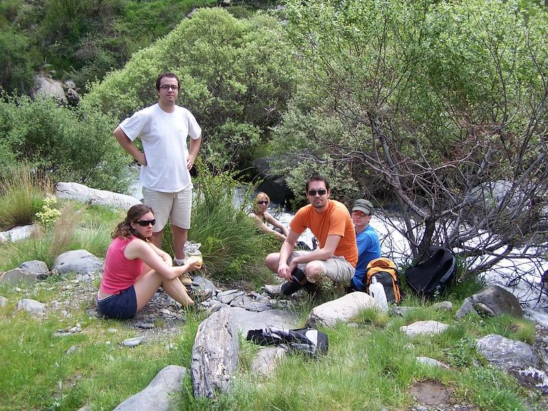 Excursión nacimiento rio Genil