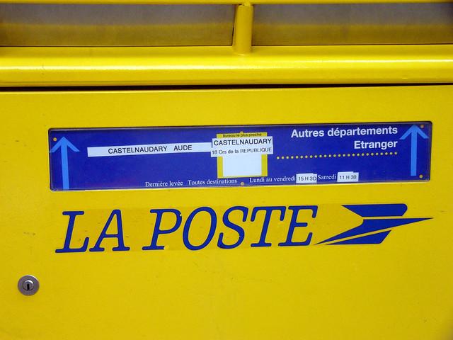 Castelnaudary_La Poste