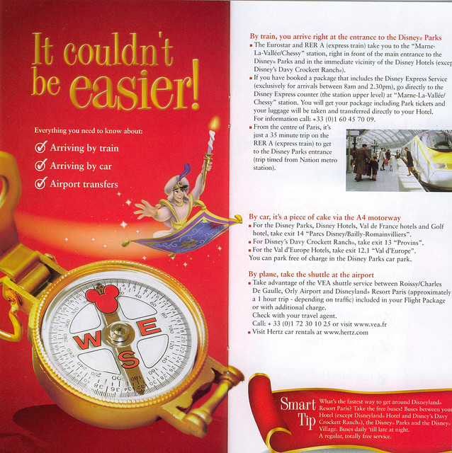 Disneyland Paris - Things to Know Before you go brochure