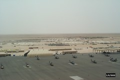Udairi flightline