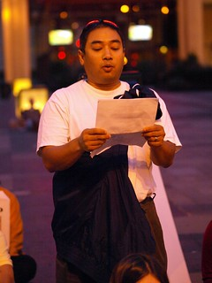 Leading the Prayer | by Taekwonweirdo