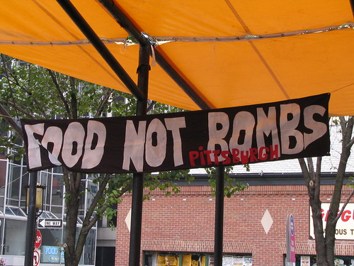 Food Not Bombs Pittsburgh | by ccbarr