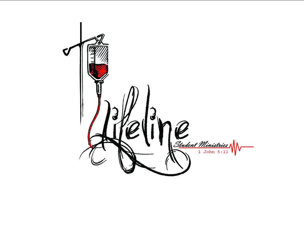 Lifeline Logo New 2 Alright Here Is Number 2 I Added A Li Flickr