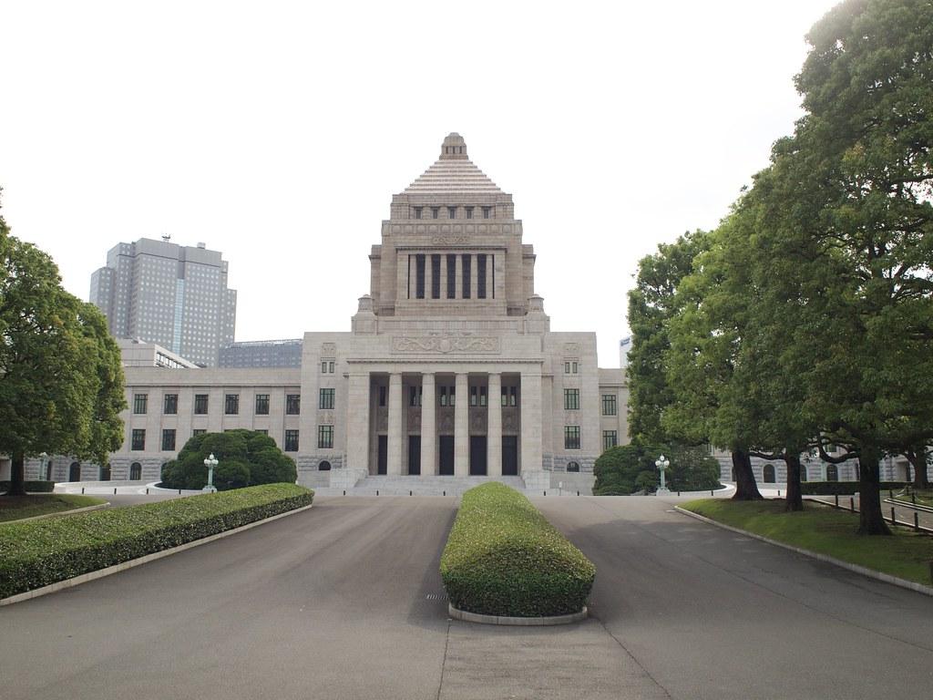 National Diet Building (JAPAN) - 04