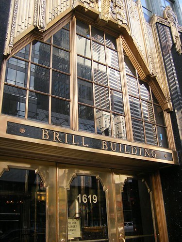brill building | by traffic sounds