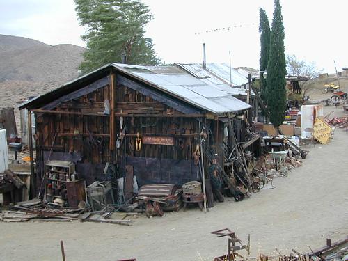 Schmidt Shack Mojave