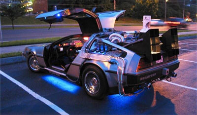 DeLorean DMC12 Back To The Future Replica | by F1RSTBORN