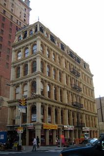 NYC - 287 Broadway | by wallyg