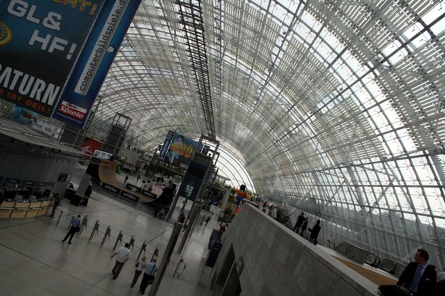Leipziger Messe Central Hall