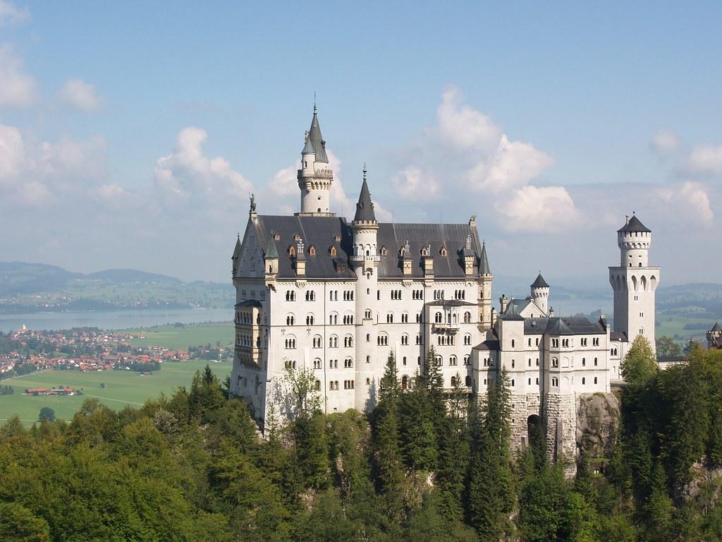 El Castillo más famoso de Alemania en Füssen