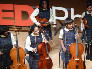 Tune Up Philly at TEDxPhilly 2010