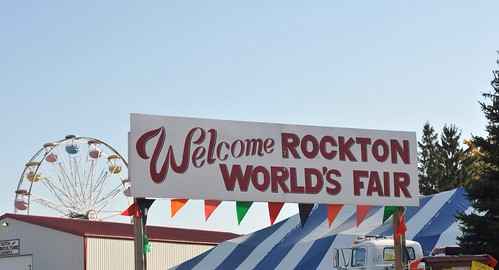 Welcome to the Rockton World's Fair