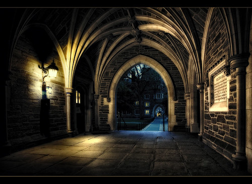 castle college architecture campus newjersey university gothic nj harrypotter arches princeton cave archway princetonuniversity nassaustreet