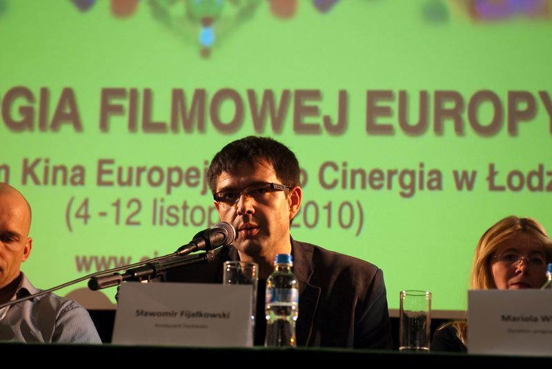 Konferencja prasowa CINERGIA, Warszawa