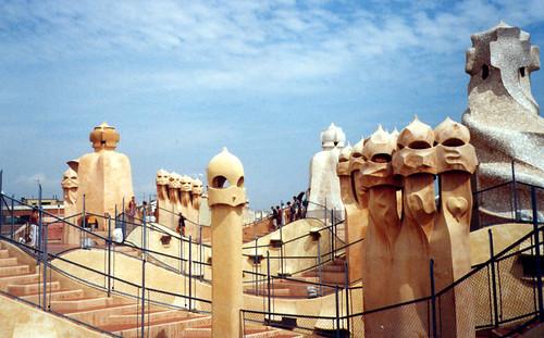 La Pedrara Roof (20/07/2007)