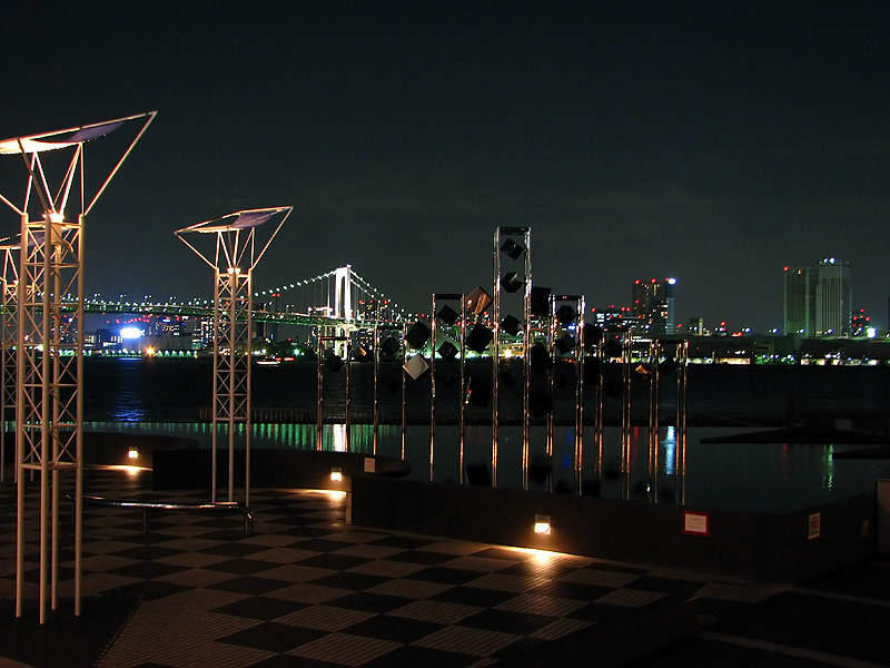 晴海埠頭公園夜景