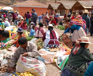 Chinchero sunday market | by chany14