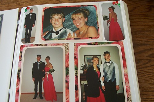 Scrapbooking Page of Prom | by sudergal