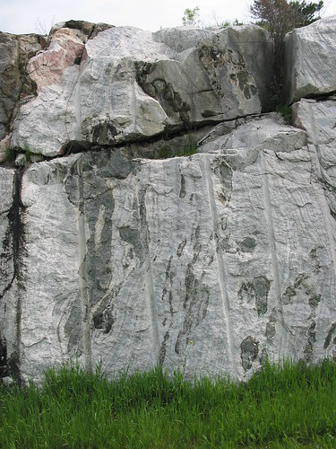 adirondacks marble geology deformation boudinage