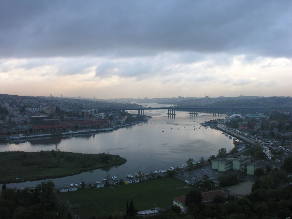 Istanbul view - Pierre Loti