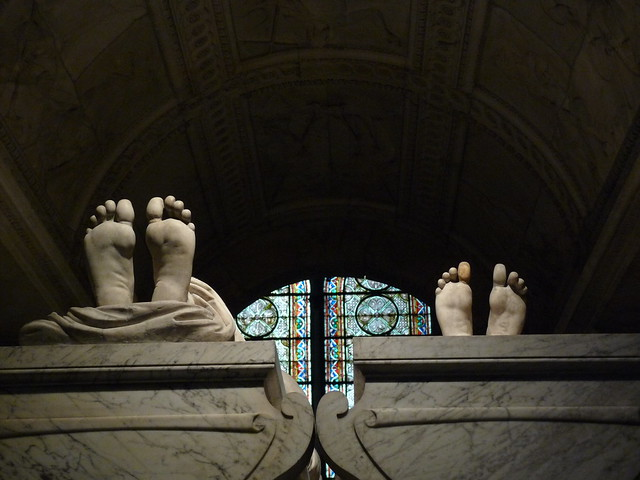 tomb of François I and Claude de France