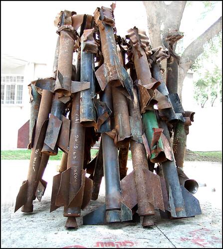 Kassam Sculpture