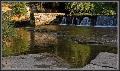 morning nature creek sunrise river landscape stream finleyriver
