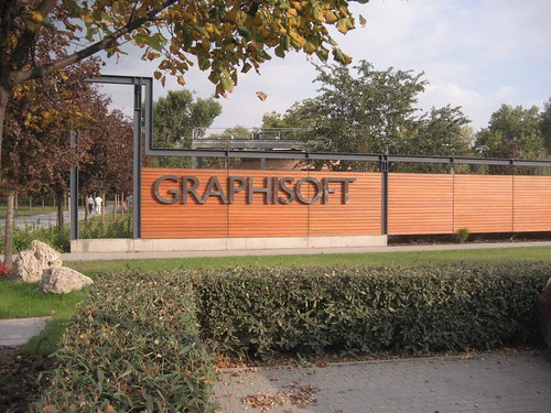 Graphisoft Park | by askpang