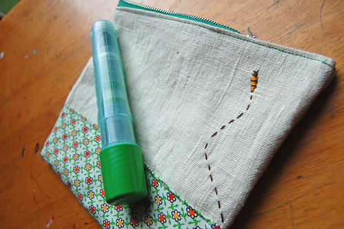 new bag for the new epi pen | by SouleMama